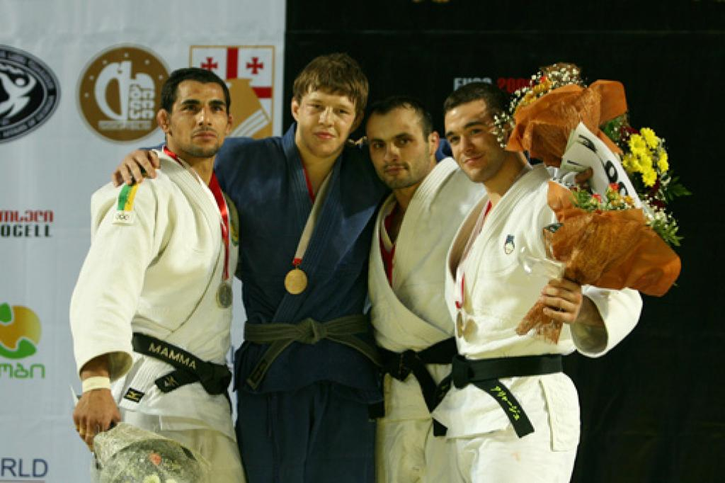 Preview Men's U81kg: Experience is power
