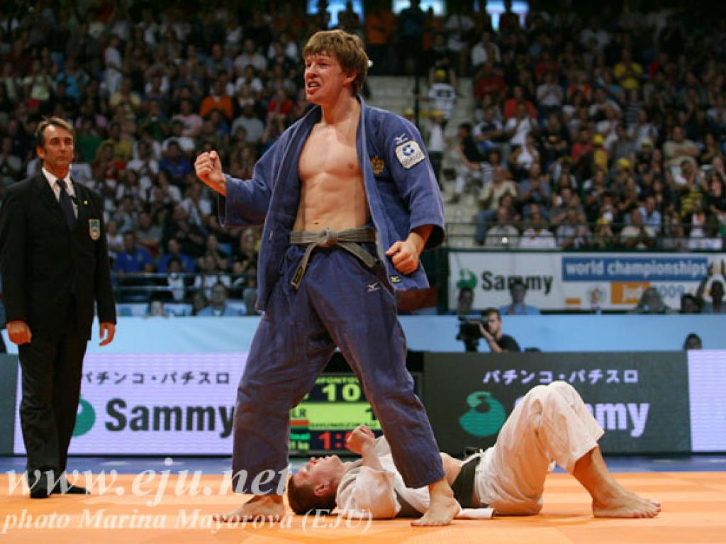 Interview Ivan Nifontov (RUS) after his world title U81kg