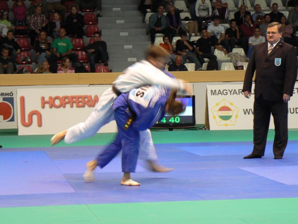 Hungary wins first European title