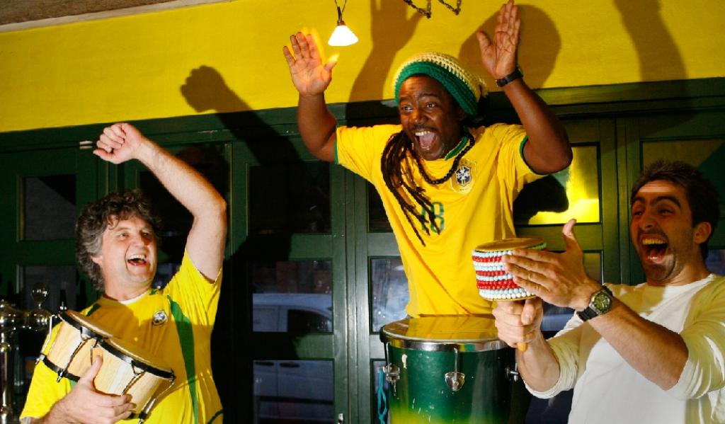 Rio de Janeiro frontrunner in Olympic Bid