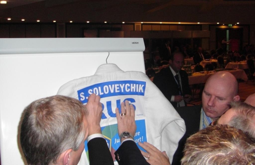 Backnumbers presented in the EJU congress