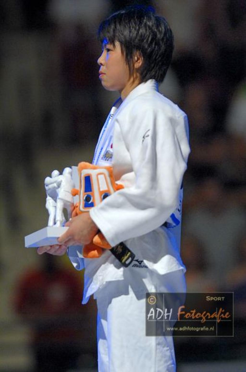 All gold for Japanese women at IJF Grand Slam of Tokyo