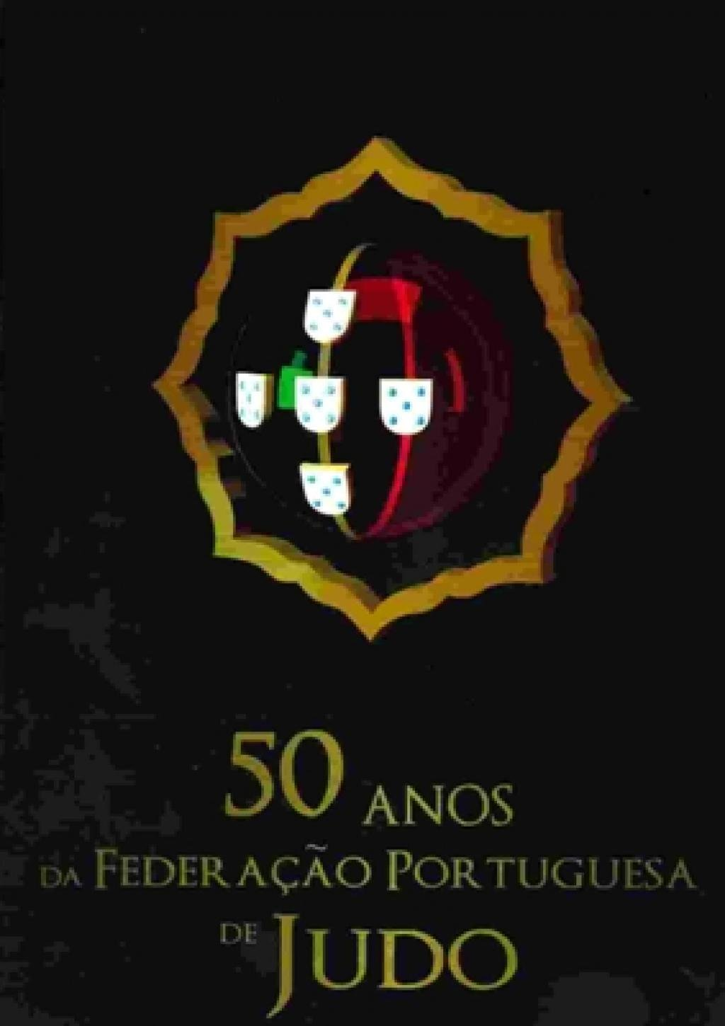 Book of 50 Years Portuguese Judo Federation released
