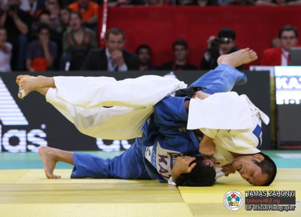 Japan and Mongolia lead the medal tally in Vienna