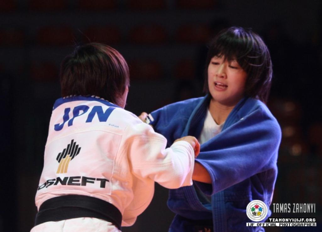 Japan wins all World Cup categories in Budapest