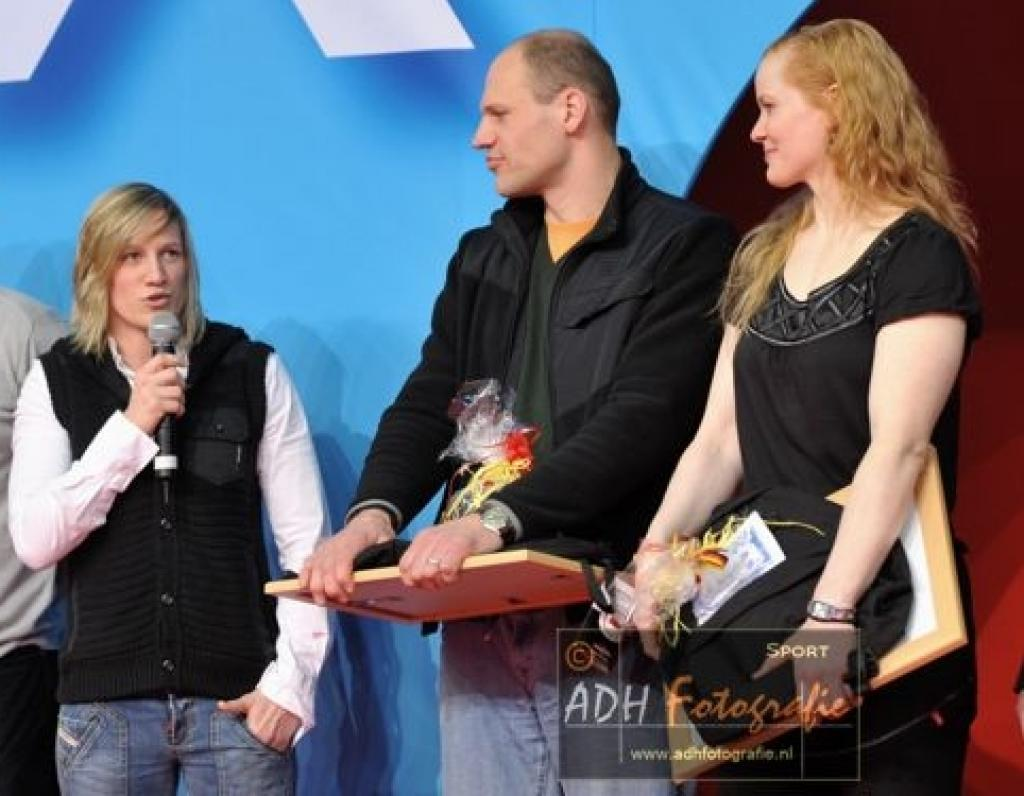 German Federation thanks their athletes