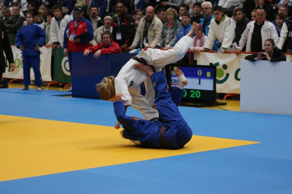 Italy and Ukraine take four gold medals at U17 European Cup