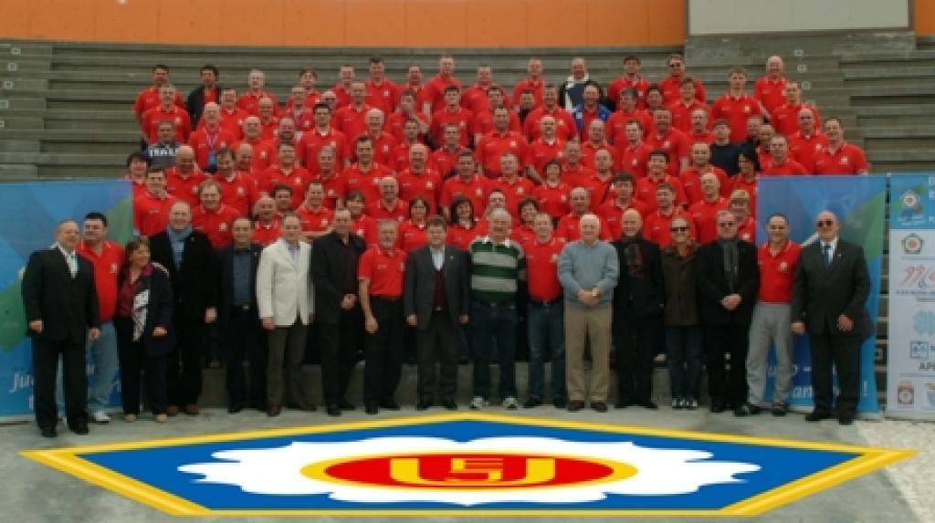 EJU Refereeing and Coaches seminar 2010 in Puglia (ITA)