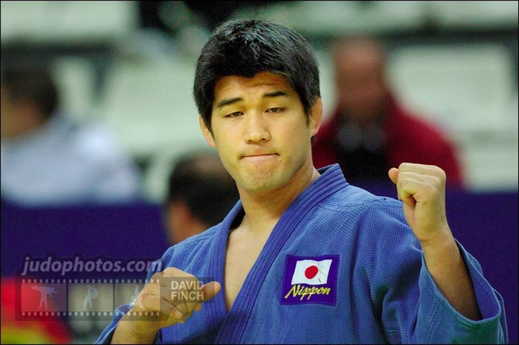 Kosei Inoue starts at Budokwai London