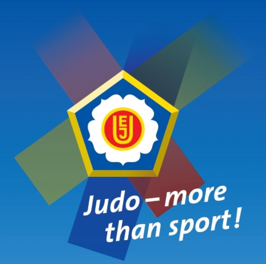 Support for top ranked athletes at EJU Olympic Training Camp