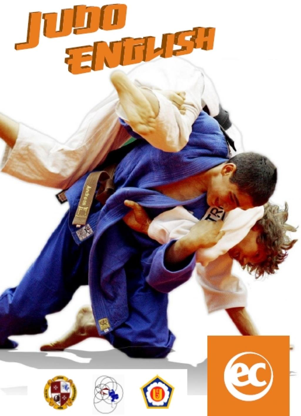 Sign in for the combination course English and judo
