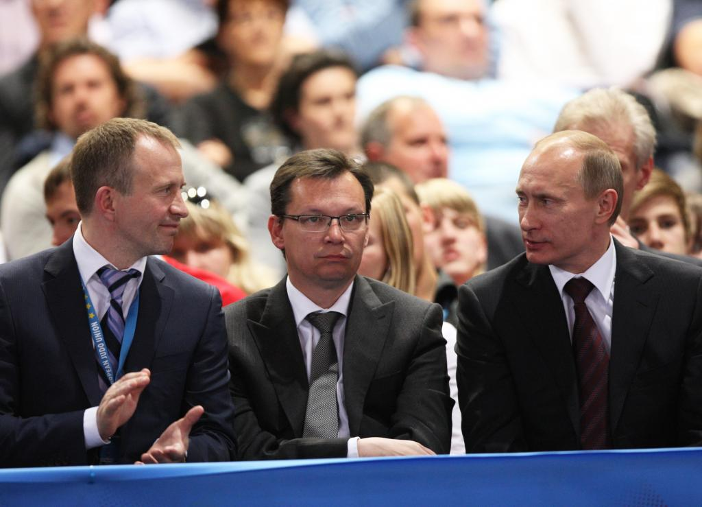 Watch video and photo coverage of the visit of Russian Prime Minister Vladimir Putin