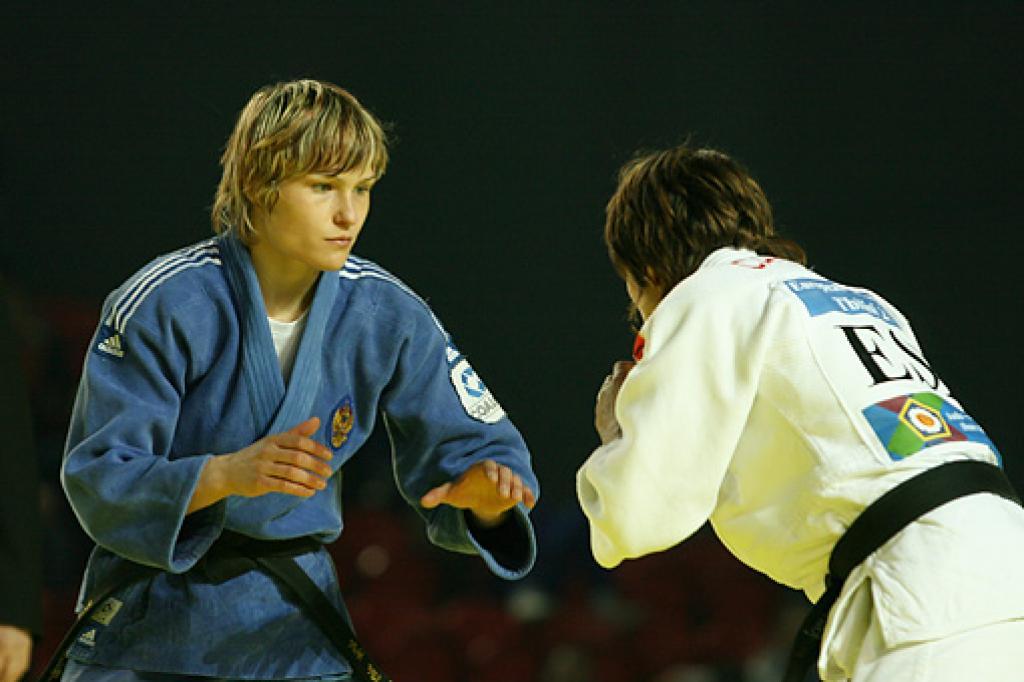Austrian crowd makes dreams come true for home judoka