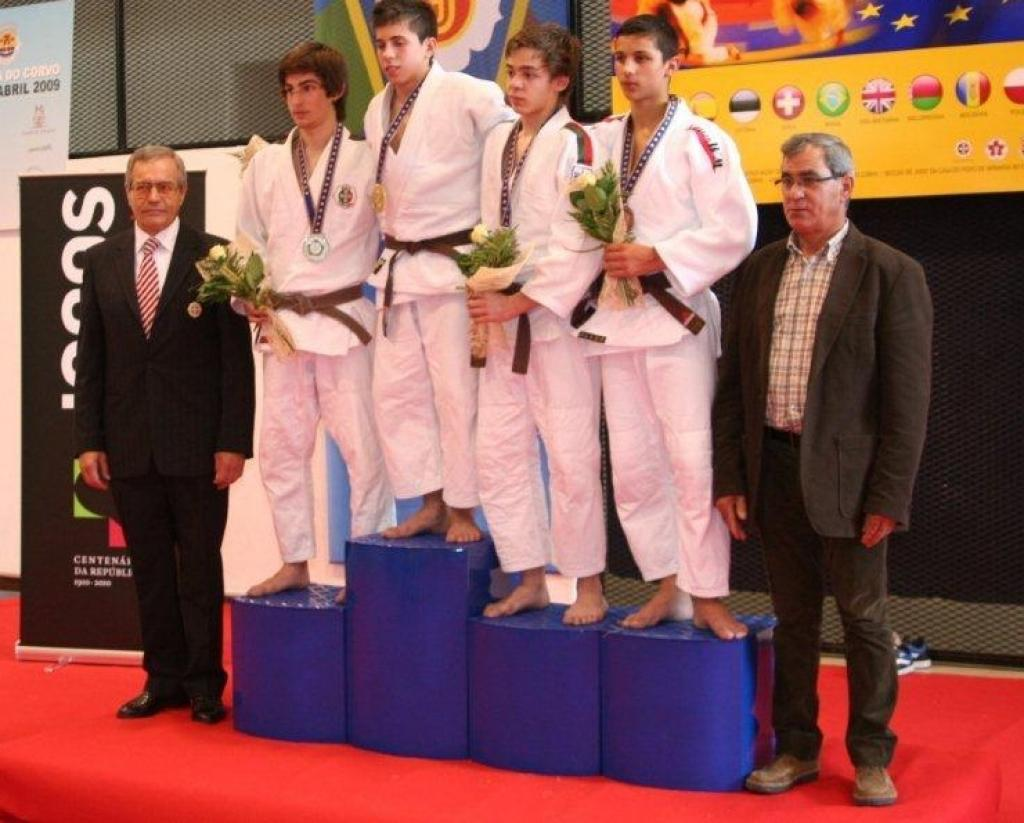 Spanish talents rule at European Cadet Cup in Coimbra