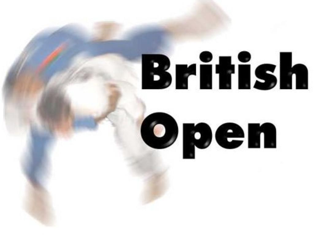 Holland takes top spot at British Open