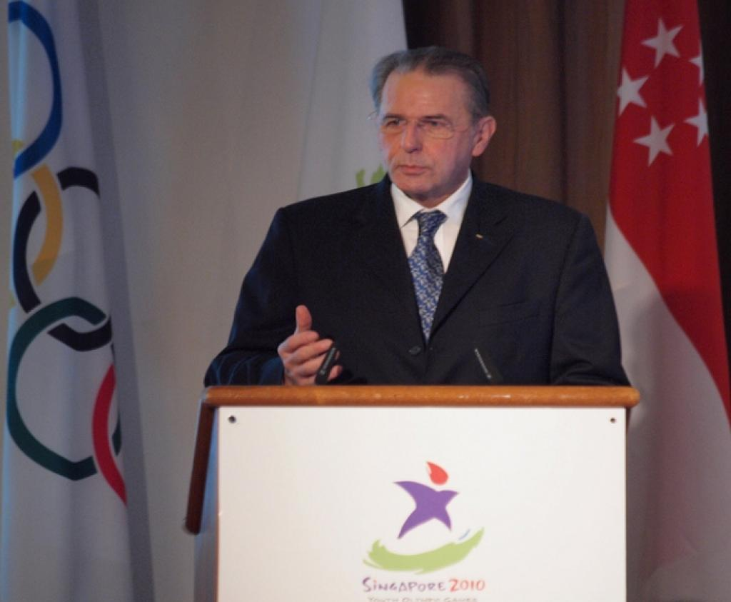 Preview Youth Olympic Games in Singapore
