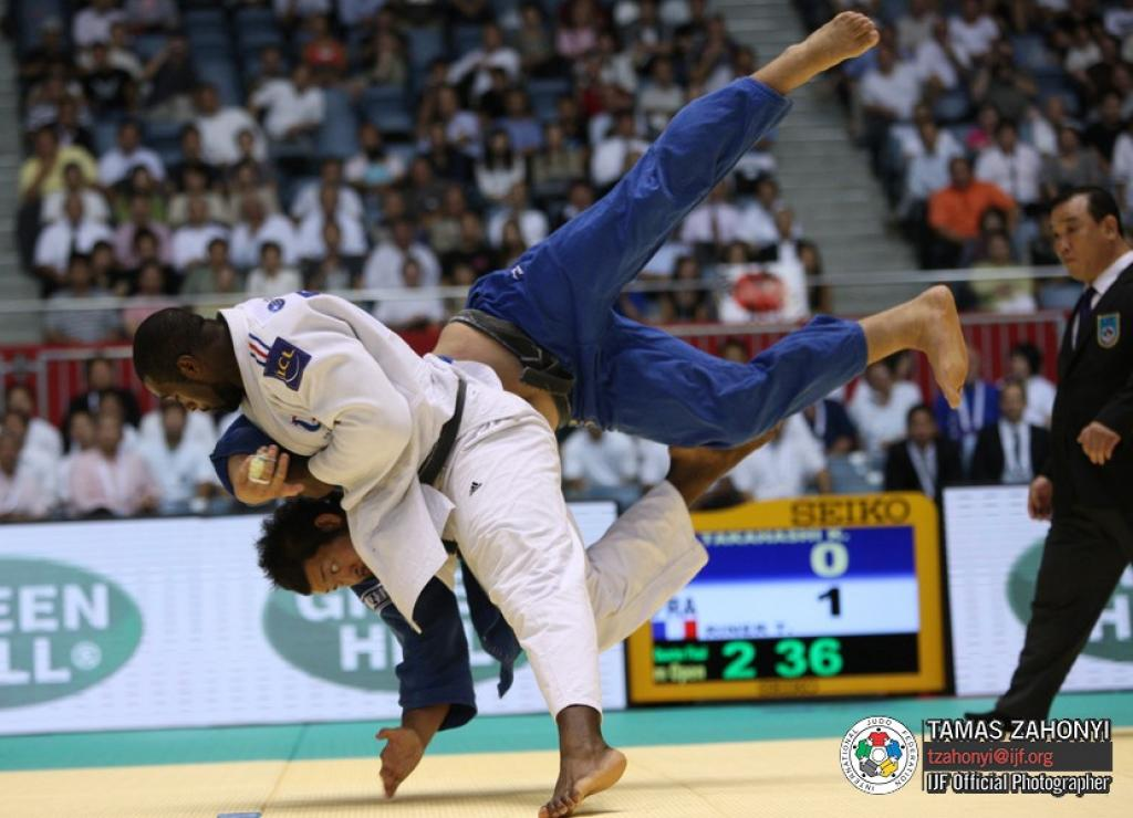 Open Class dominated by Japan