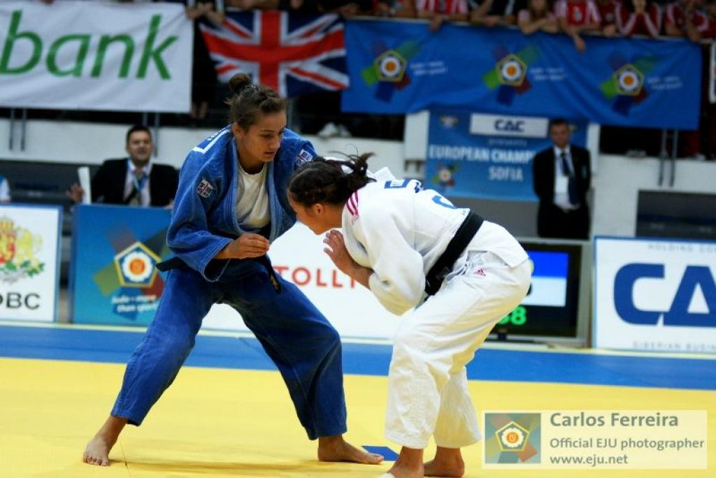 Kelmendi takes it all; second gold in a row