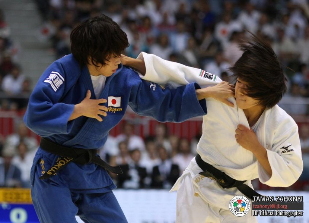 Japan collects more world titles at day 4