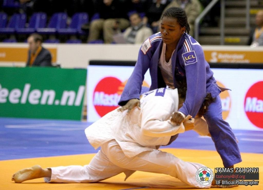 Japanese World medallists take the gold in Rotterdam