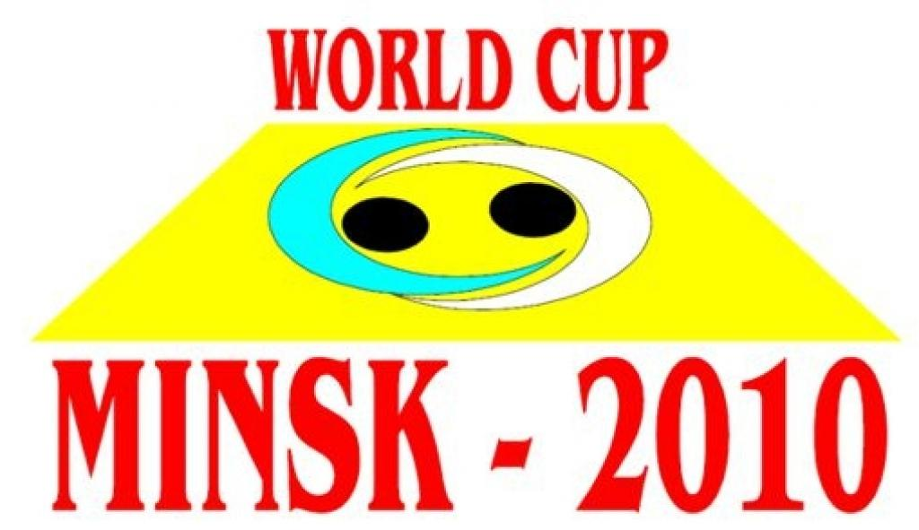 Russia wins all three gold medals at World Cup in Minsk