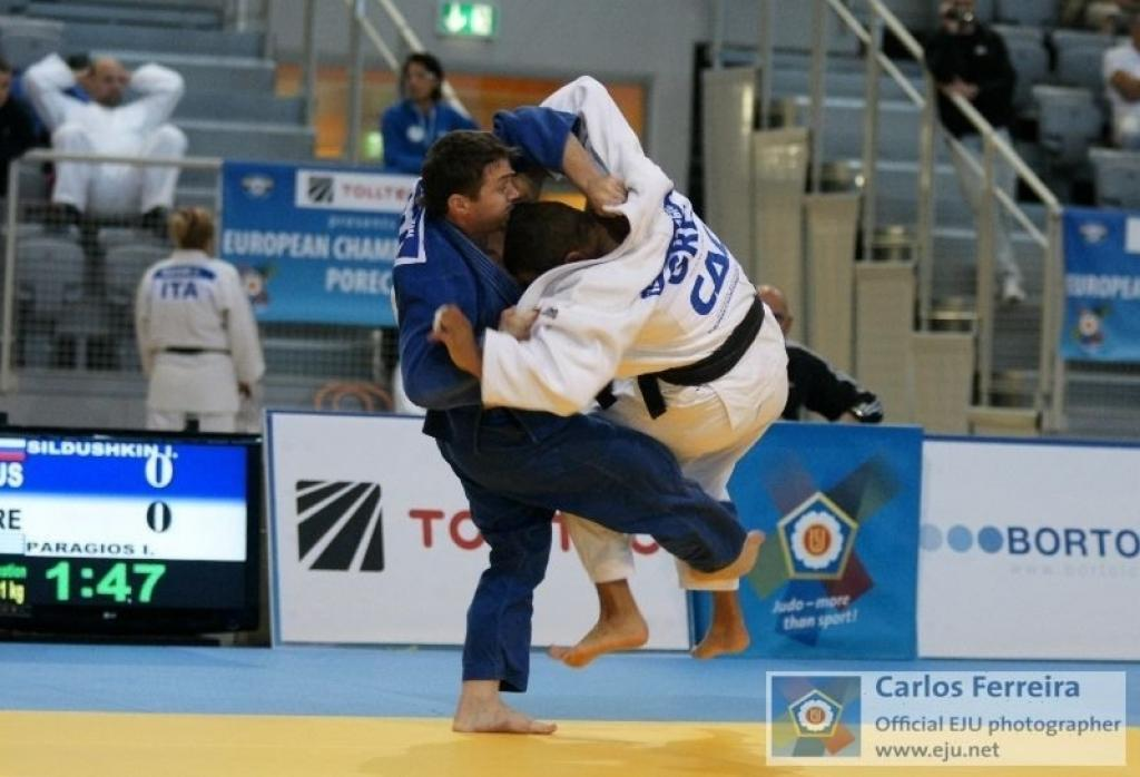 Quality level competition at European Veteran Championships
