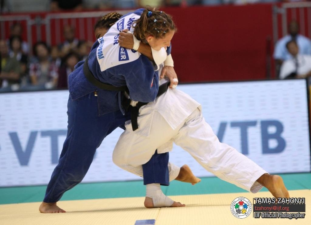 Unique all Israelian final at World Cup in Baku