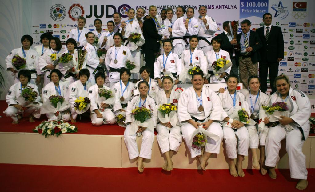 IJF determines nominations for 2011 World Team Championships