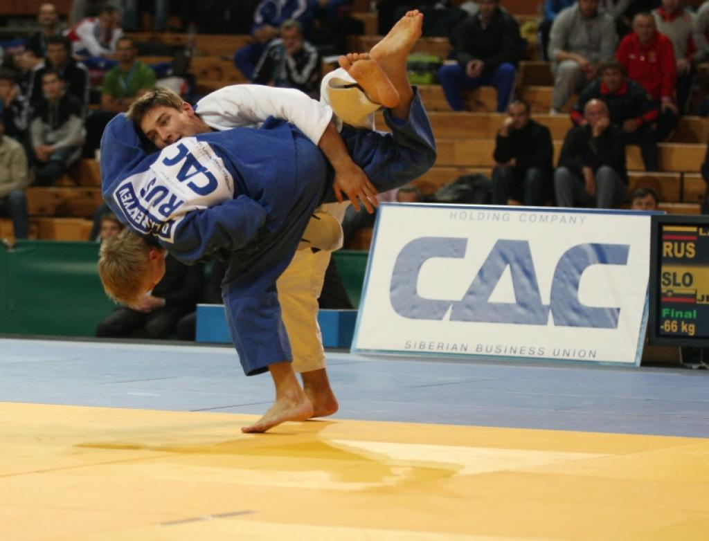 Lavrentiev completes Russia's rush for gold