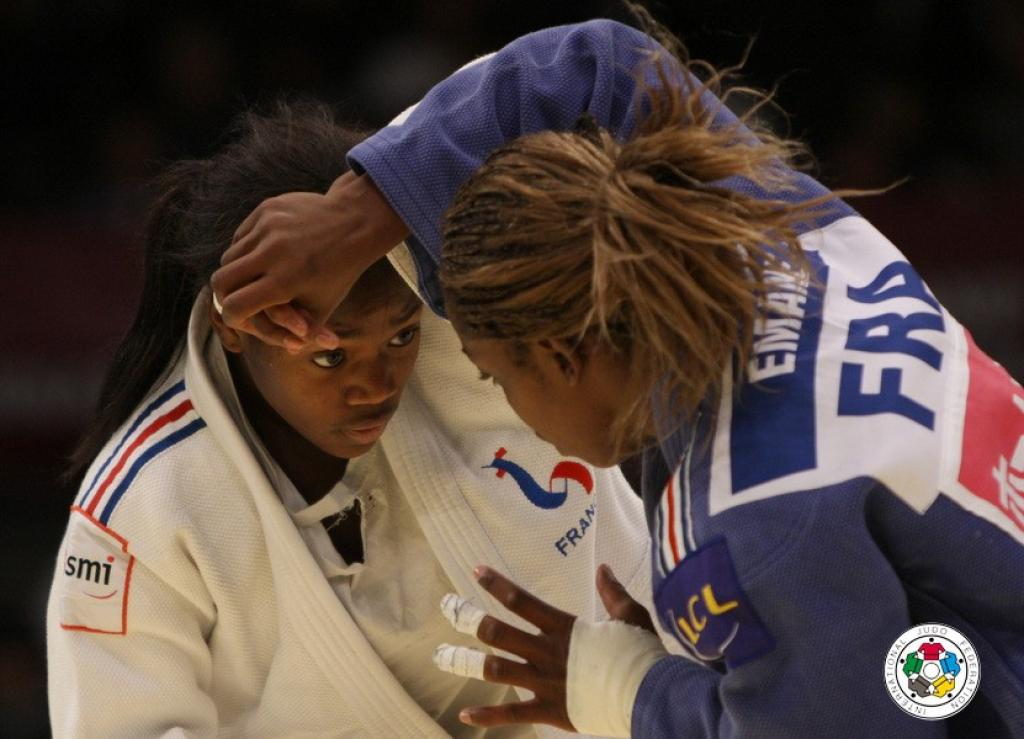 All French final at Grand Slam Tokyo won by Agbegnenou