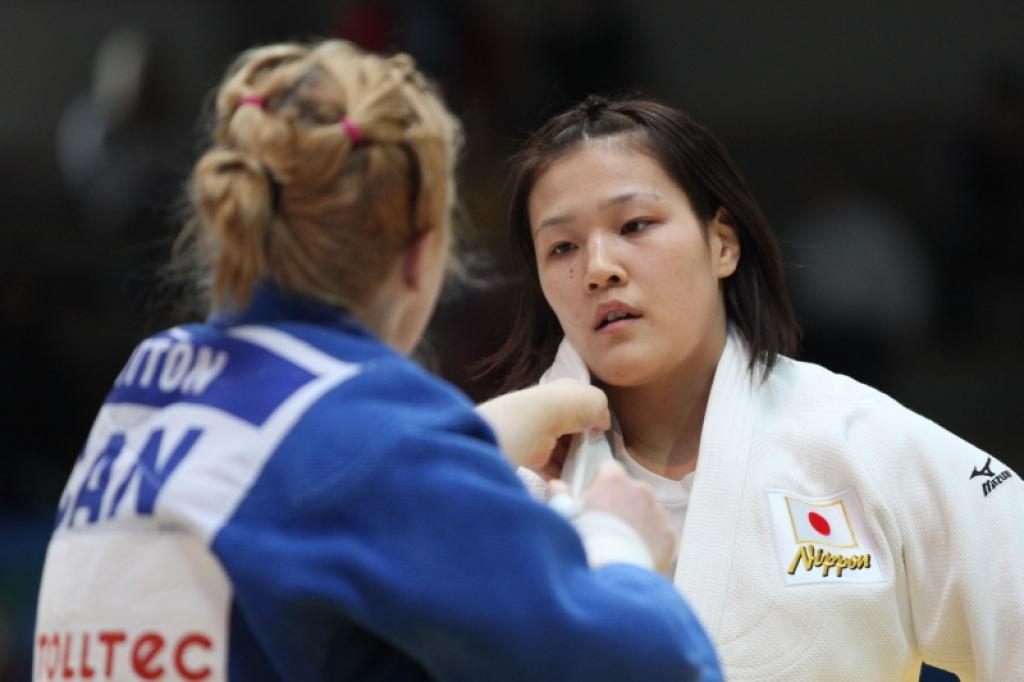 European judoka to compete against Asian dominance at GP Düsseldorf