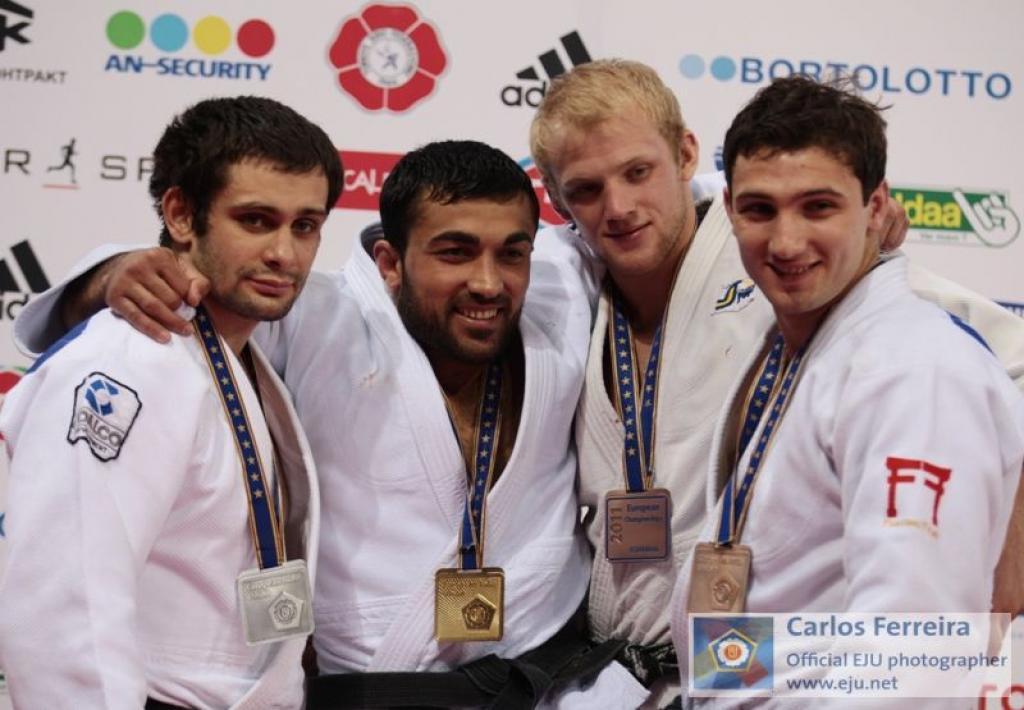 Iliadis wins second European title