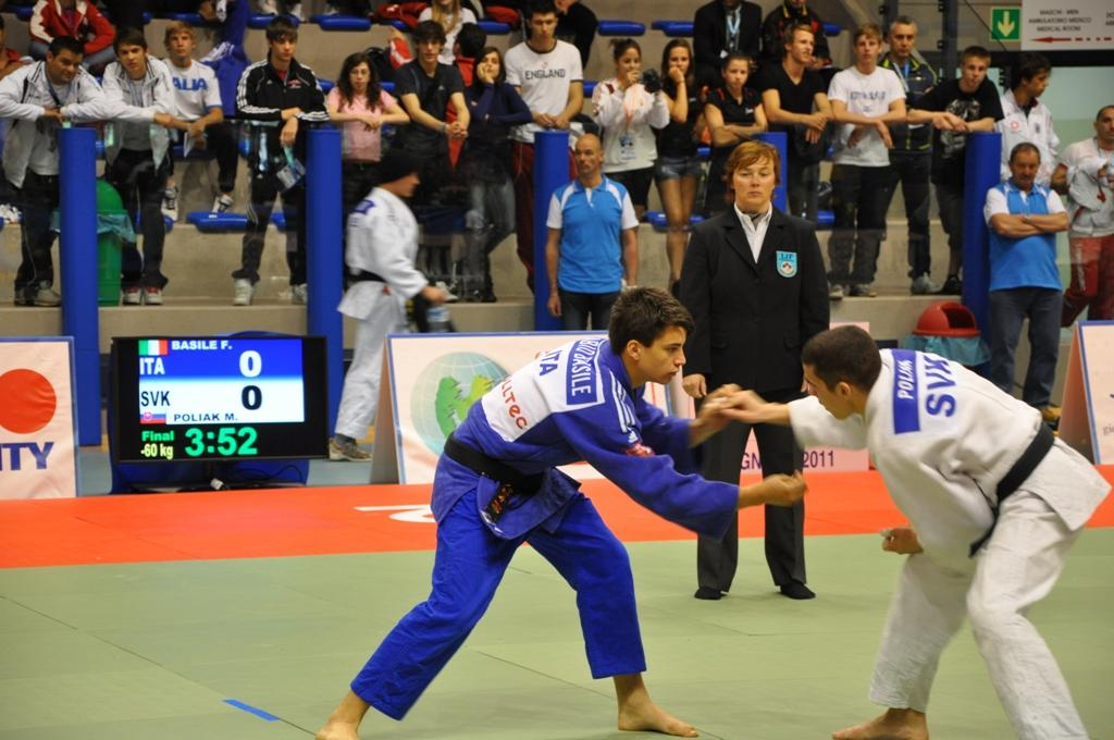 Good start for Italy at European Cup U20 in Lignano