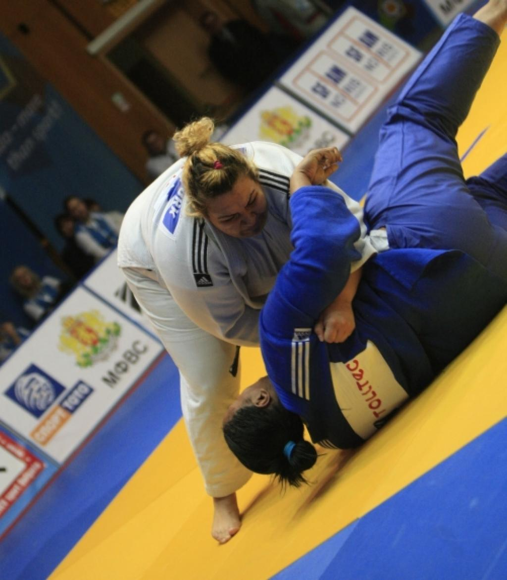 Judo important for booming Turkish sports
