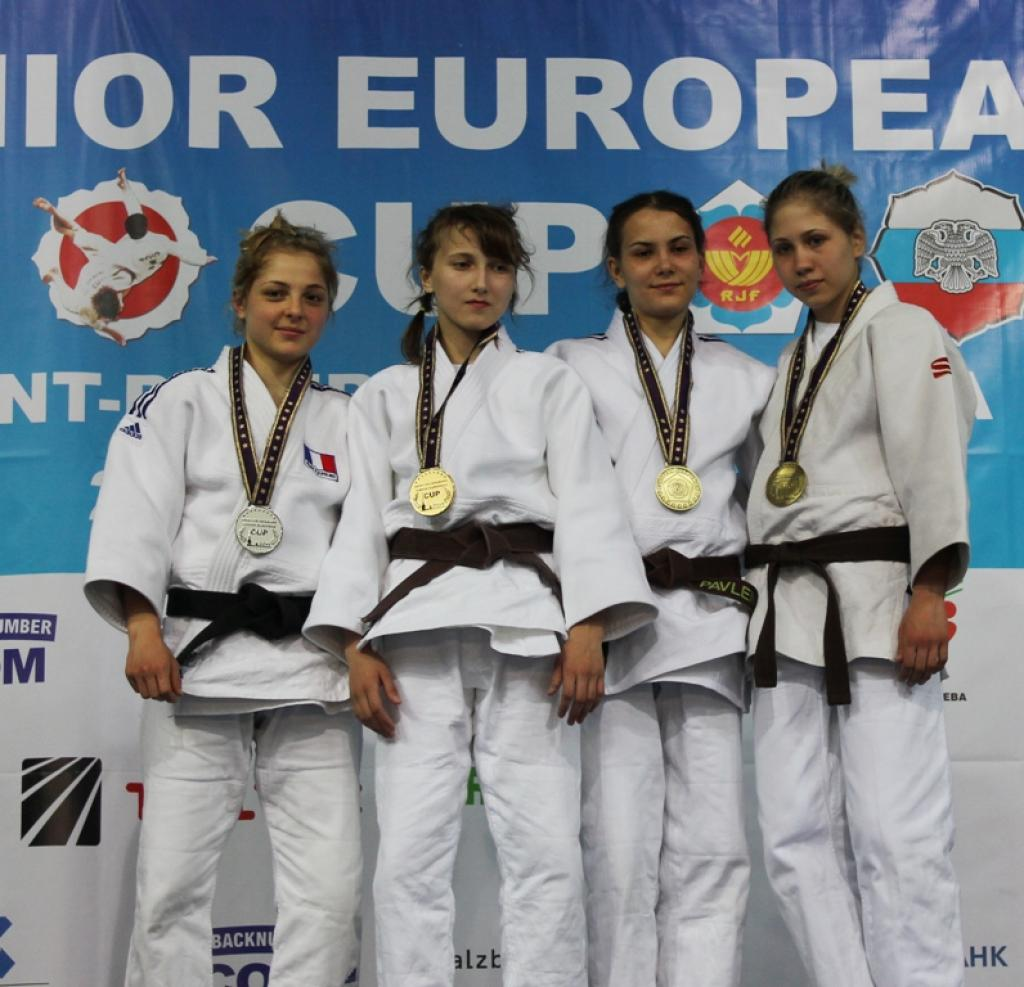Heavy competition at European Cup in St. Petersburg