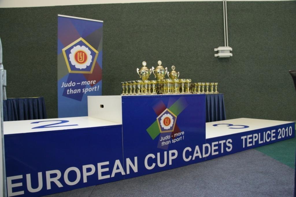 This weekend: Cadet European Cup in Teplice