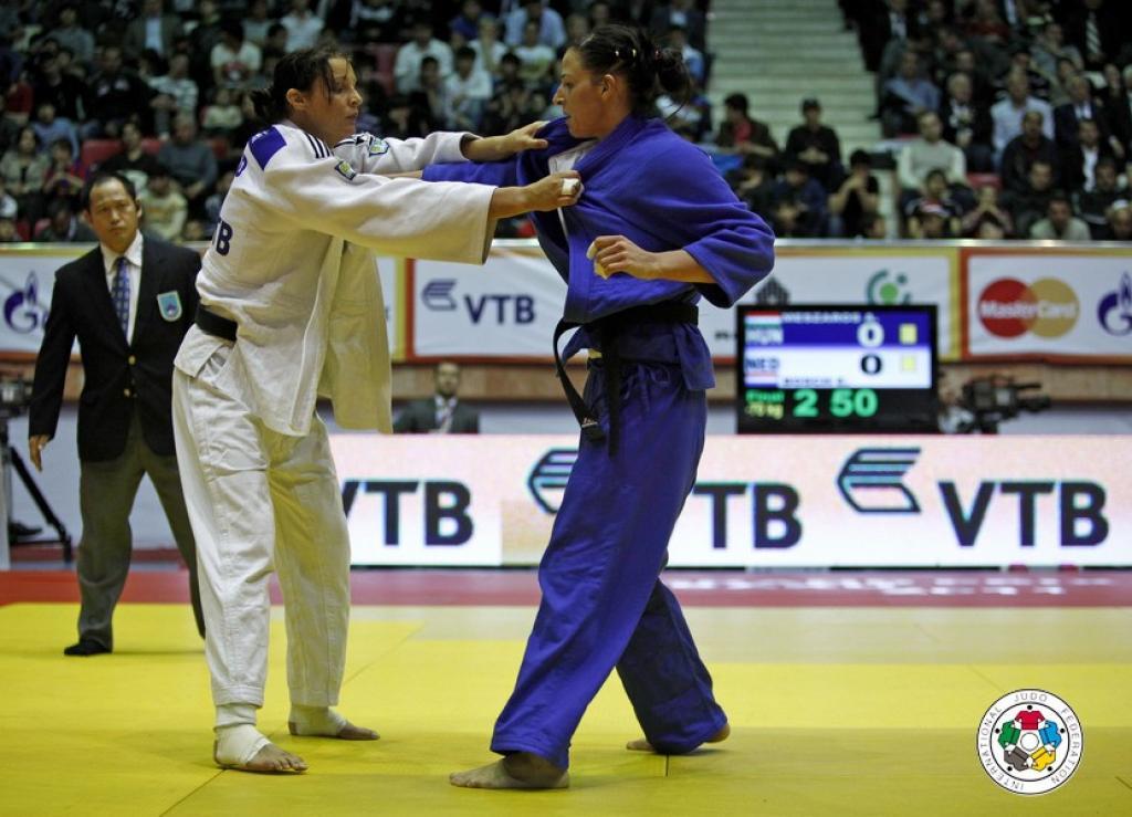 Quality judo at Grand Prix in Baku