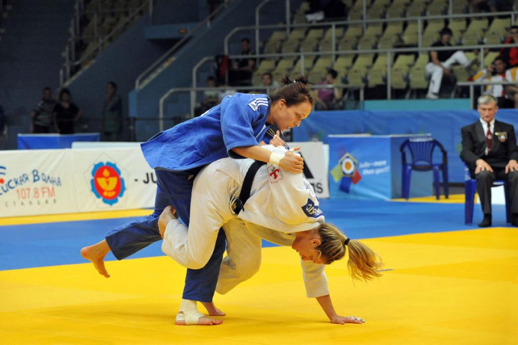 Russia takes 6 gold medals in Orenburg