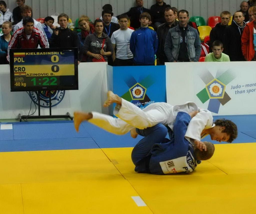 Lithuania strikes with seven gold medals at European Cup in Kaunas