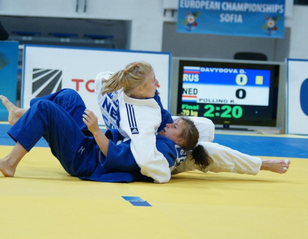 London prepared for British Open with eye-catching judoka