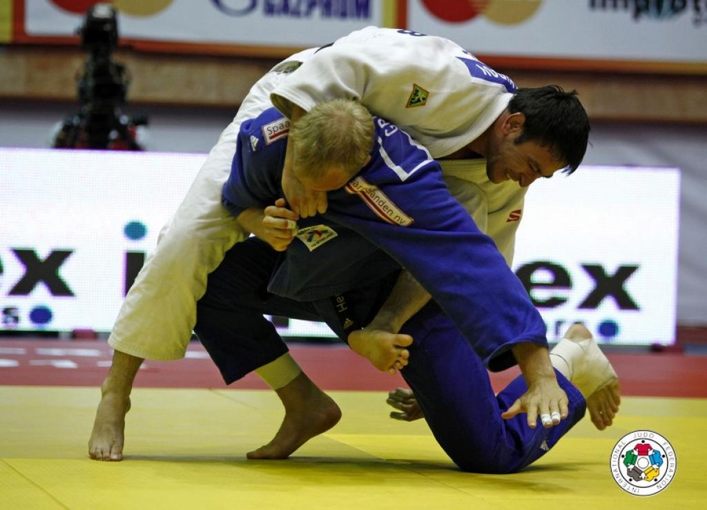 Uzbekistan surprising winner at Grand Prix Baku