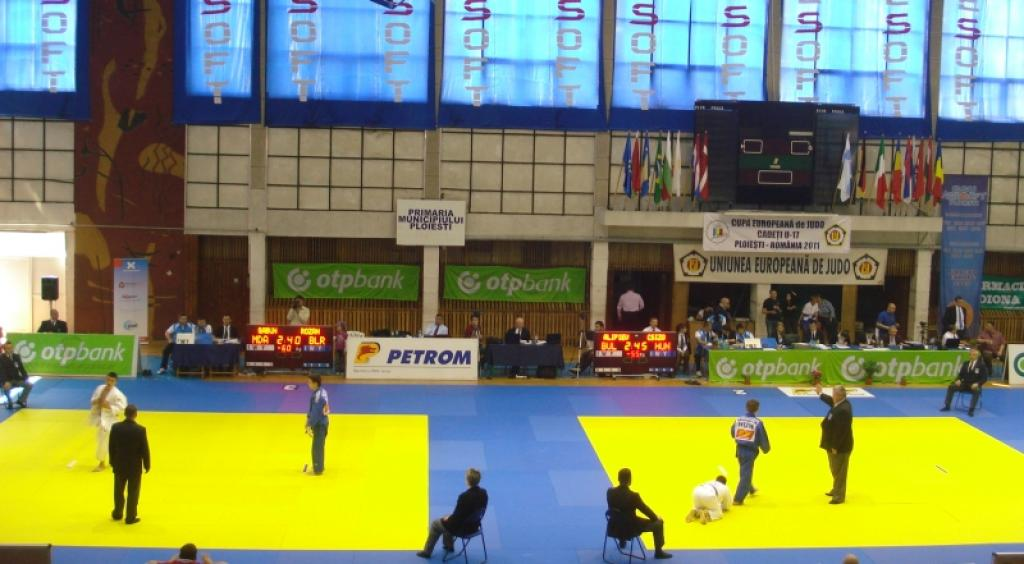 Turkey and Brazil take 50% of all title at European Cup Ploiesti