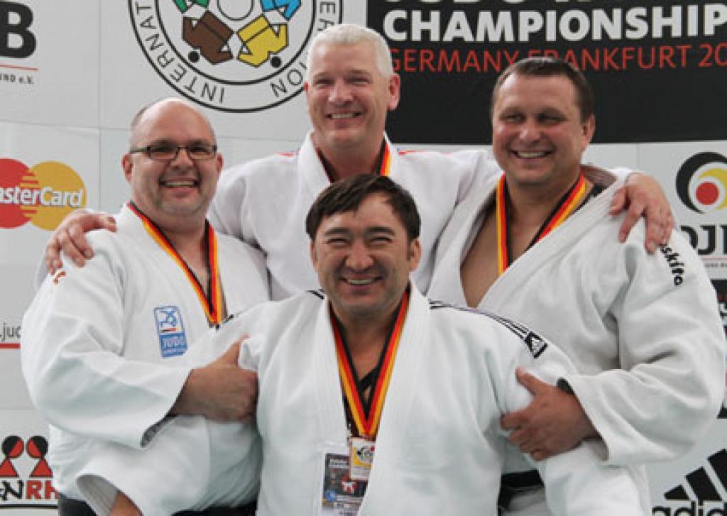Germany proud at Veteran World Championships