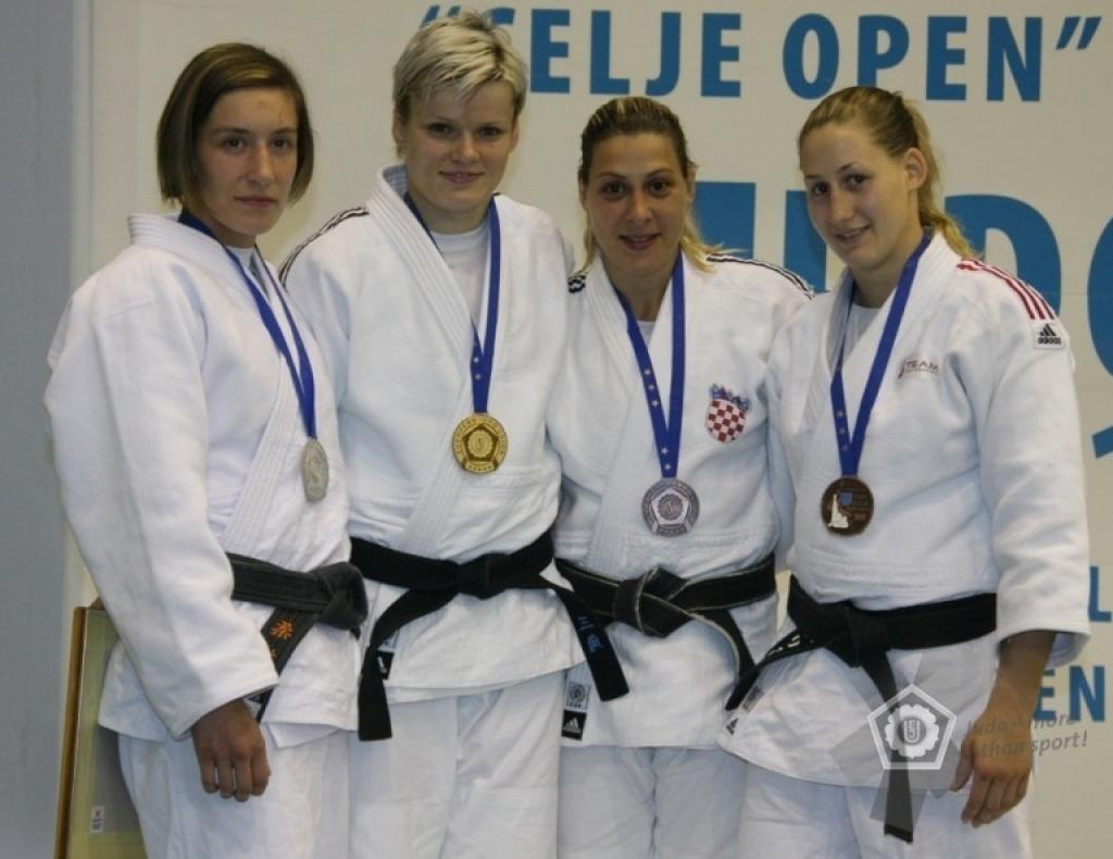 Slovenia cheers for double gold at European Cup