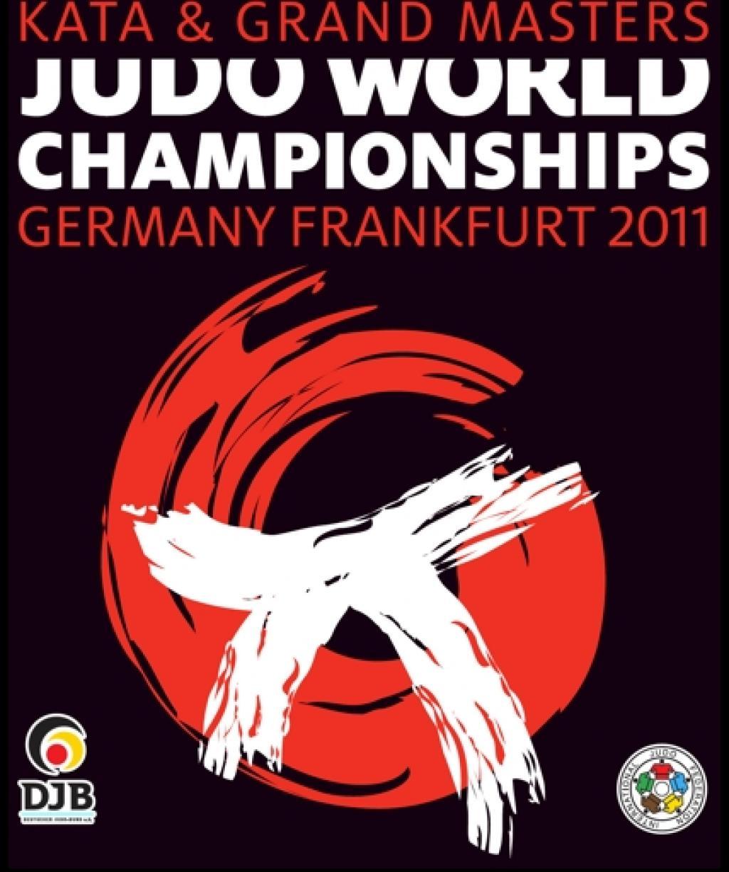 Record for German Judo Federation organising World Kata and Veteran Championships