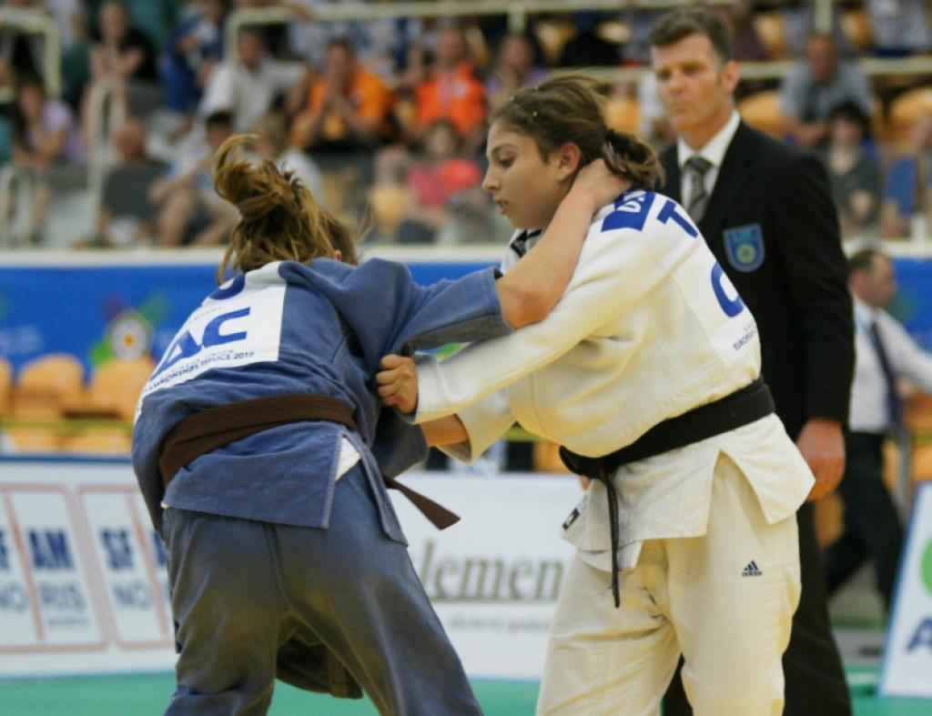 Turkish women look forward to first day of European U17 Championships