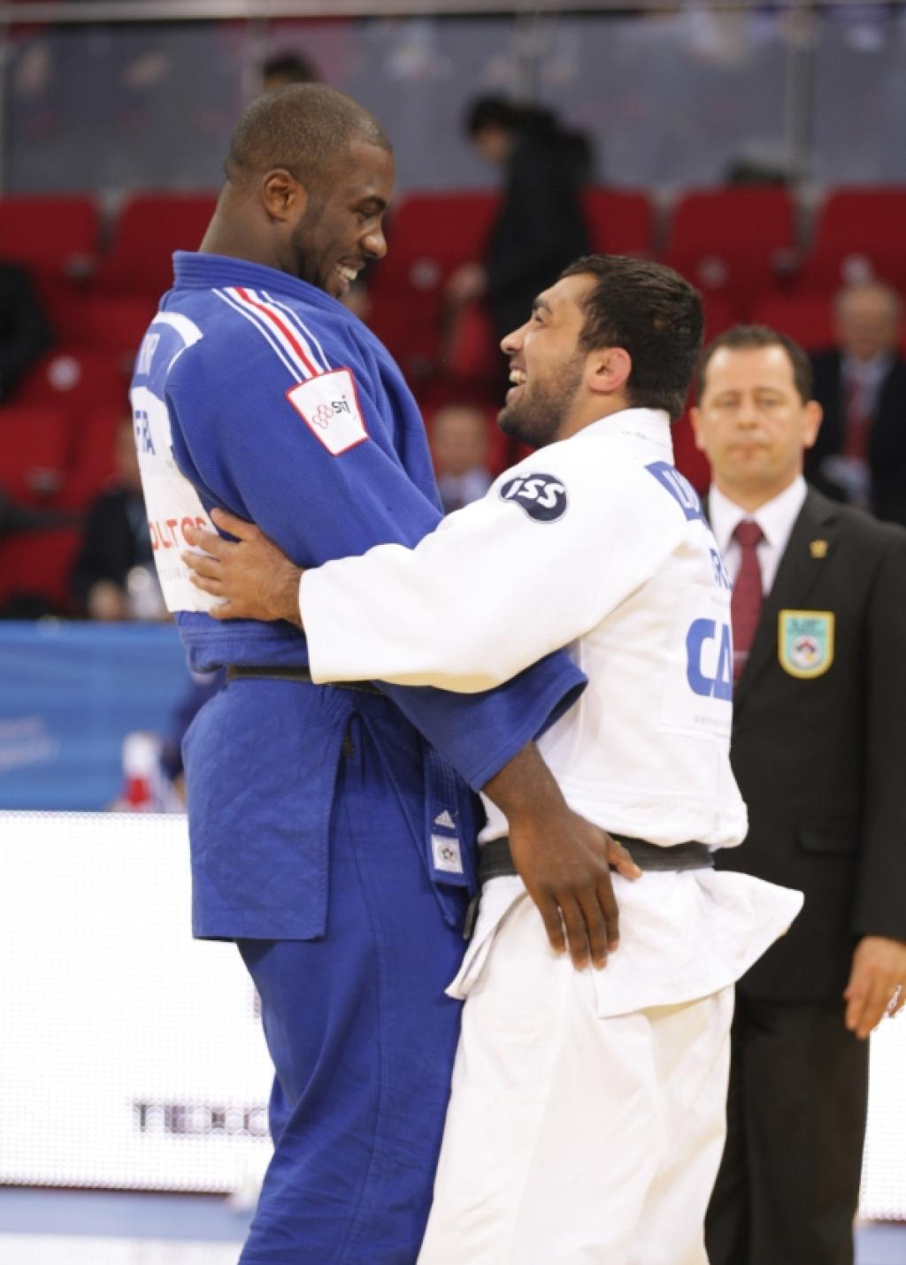 EJU takes over 'white judogi first' change