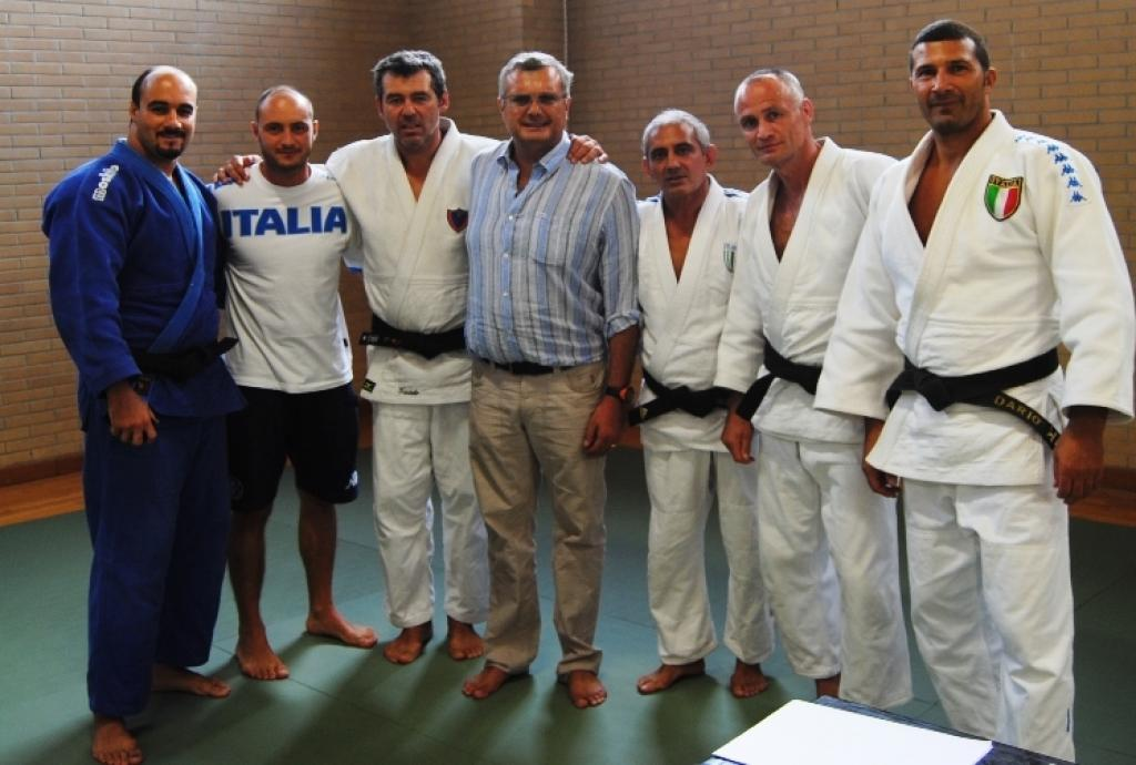 Five continents competing at the World Cup in Rome