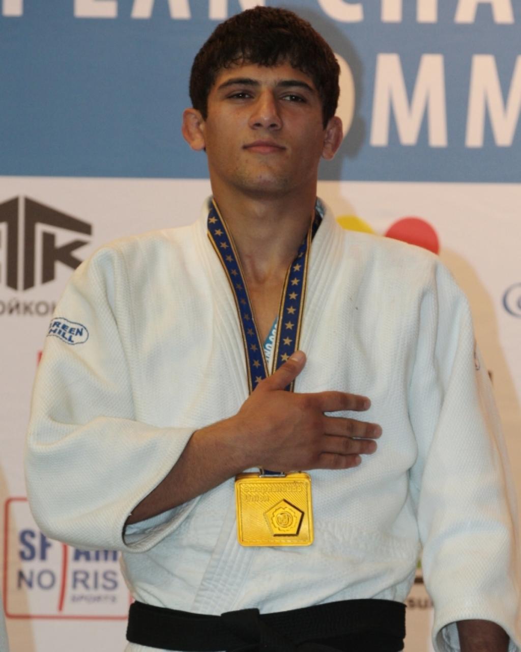 Lasha Shavdatuashvili takes gold U66kg for Georgia