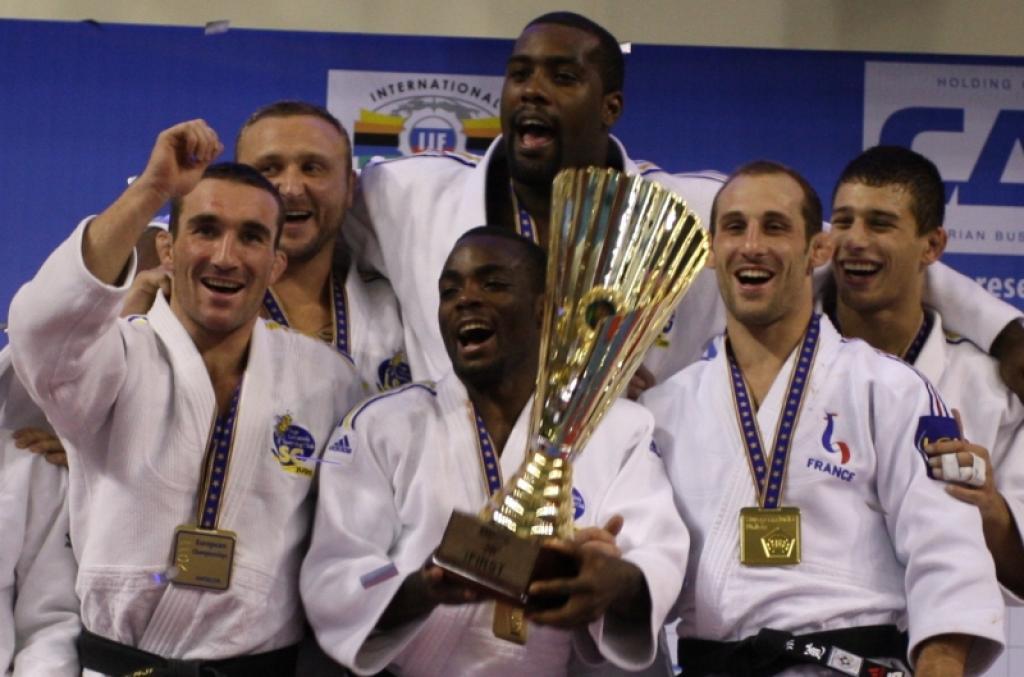 Levallois takes the double at European Club Championships